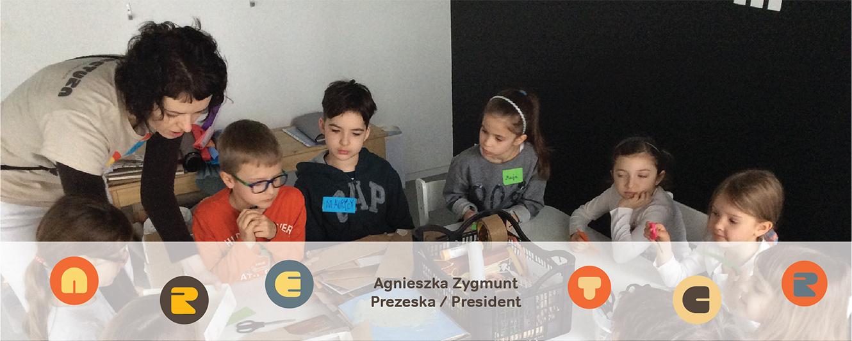 About Agnieszka